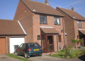 Thumbnail 3 bed link-detached house to rent in Longrigg Road, Ditchingham, Bungay