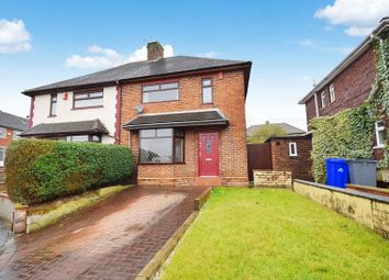 Thumbnail 3 bed semi-detached house for sale in Mayfield Crescent, Hanley, Stoke-On-Trent