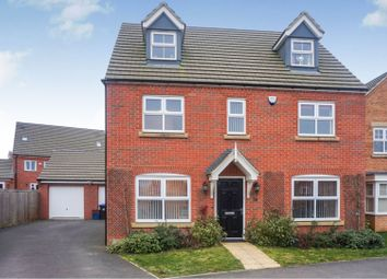 Thumbnail 5 bed detached house for sale in Sandy Hill Lane, Moulton