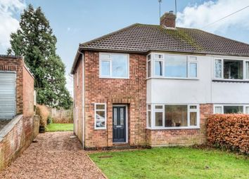 Thumbnail 3 bed semi-detached house for sale in Stonehouse Close, Cubbington, Leamington Spa, Warwickshire