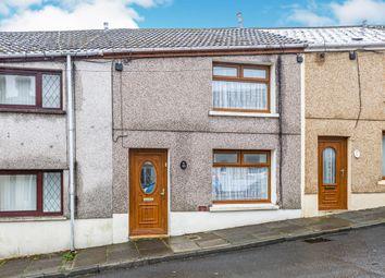 Thumbnail 2 bed terraced house for sale in Brown Street, Nantyffyllon, Maesteg