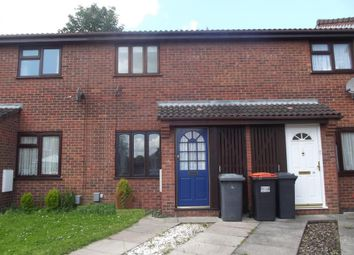 Thumbnail 2 bed terraced house to rent in Hulme Close, Kempston, Bedford