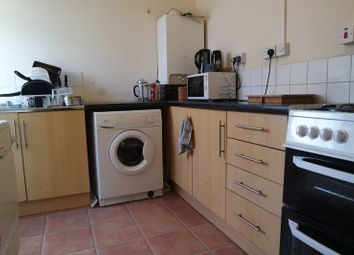 Thumbnail 3 bed flat to rent in Rectory Road, Canton, Cardiff