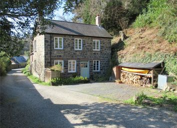 Thumbnail 3 bed detached house for sale in Cwm Cwsgi, Glyn-Y-Mel Road, Lower Town, Fishguard, Pembrokeshire