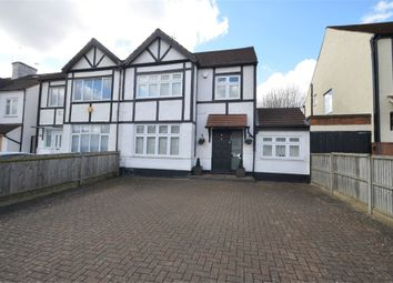 Thumbnail 4 bed semi-detached house for sale in Delamere Gardens, London