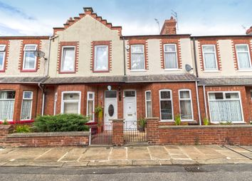 Thumbnail 2 bed terraced house for sale in Jamieson Terrace, York