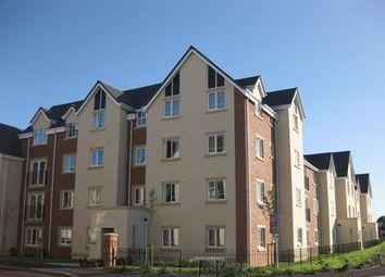 Thumbnail 2 bed flat to rent in Hamlet Way, Stratford-Upon-Avon