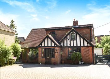Thumbnail 4 bed detached house for sale in Reading Road, Winnersh, Wokingham, Berkshire