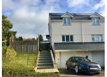 Thumbnail 2 bed semi-detached house for sale in Drakes Park, Yelverton