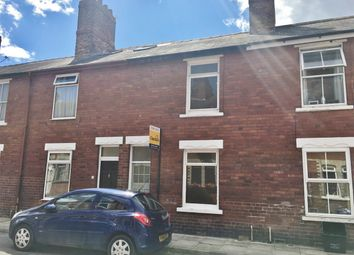 Thumbnail 2 bed terraced house for sale in Curzon Terrace, York