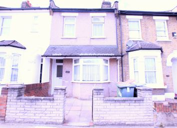 Thumbnail 3 bed terraced house for sale in Dersringham Avenue, Ilford