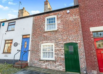 Thumbnail 1 bed terraced house for sale in Preston Street, Kirkham, Preston