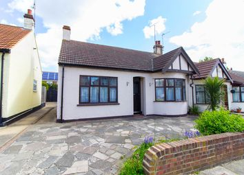 Thumbnail 2 bed semi-detached bungalow for sale in Highfield Grove, Westcliff-On-Sea