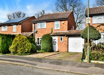 Thumbnail 3 bed link-detached house for sale in Ferndown, Horley, Surrey