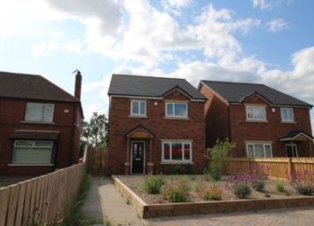 Thumbnail 5 bedroom detached house for sale in Long Lane, Great Heck, Goole