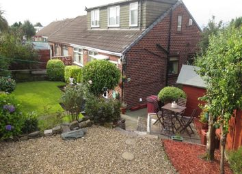 Thumbnail 3 bedroom bungalow for sale in Wentworth Avenue, Farnworth, Bolton