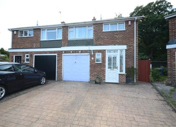 Thumbnail 3 bedroom semi-detached house for sale in Dart Road, Farnborough, Hampshire