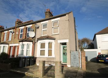 Thumbnail 3 bed end terrace house for sale in Alberta Road, Enfield