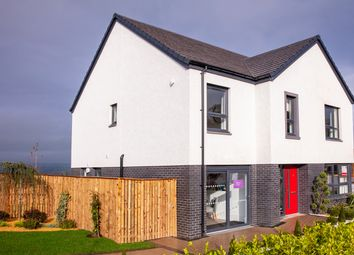 Thumbnail 4 bedroom detached house for sale in Buchanan Views, Aitken Street, Kilearn, Glasgow