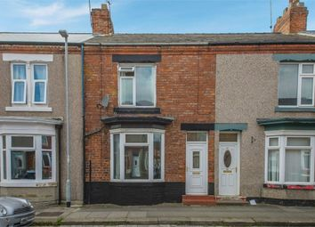 Thumbnail 2 bed terraced house for sale in Thornton Street, Darlington, Durham