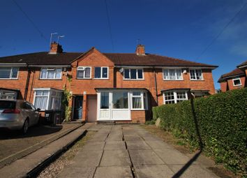 3 bed terraced house for sale in Fir Grove, Kings Heath, Birmingham B14