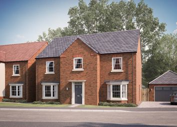 Thumbnail 5 bed detached house for sale in Fountains Way, North Cave