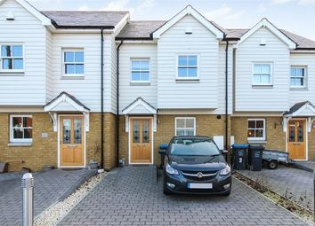 Thumbnail 3 bed town house for sale in Old Forge, Broadstairs
