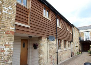 Thumbnail 2 bed terraced house to rent in Garden Mews, West Street, Huntingdon