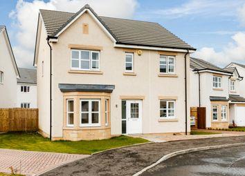 Thumbnail 4 bed detached house for sale in Bisset Place, Bathgate, West Lothian