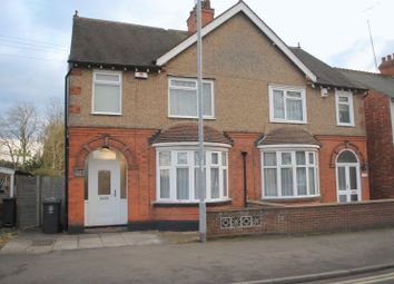 Thumbnail 3 bed semi-detached house for sale in Washbrook Road, Rushden
