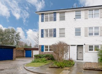 Thumbnail 4 bed end terrace house for sale in Glentham Gardens, Barnes, London