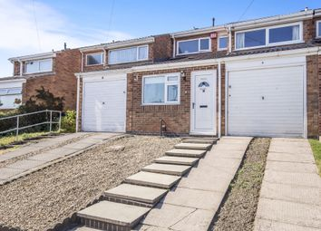 Thumbnail 3 bed terraced house for sale in Hudson Close, Leicester