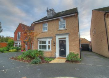 Thumbnail 4 bed detached house for sale in Langley Close, Bestwood Village, Nottingham