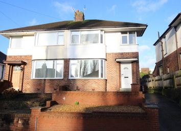 Thumbnail 3 bed semi-detached house for sale in Winmarleigh Road, Ashton-On-Ribble, Preston