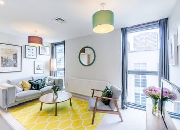 Thumbnail 1 bed flat for sale in Fable Apartments, Old Street