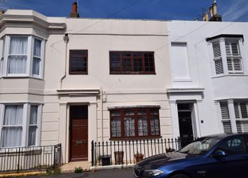 Thumbnail 3 bed terraced house for sale in Great College Street, Kemp Town, Brighton