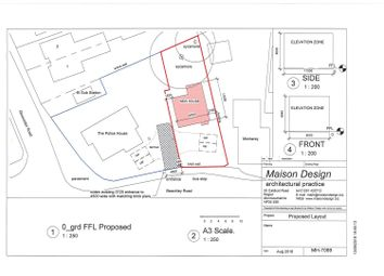 Thumbnail Land for sale in Beachley Road, Tutshill, Chepstow