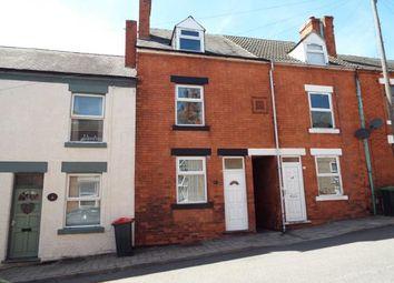Thumbnail 4 bed terraced house for sale in Belvoir Street, Hucknall, Nottingham, Nottinghamshire