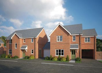 Thumbnail 4 bed link-detached house for sale in Ely Way, Leagrave, Luton
