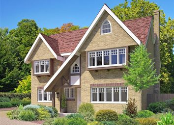 Thumbnail 5 bed detached house for sale in Hengist Road, Minnis Bay, Birchington, Kent
