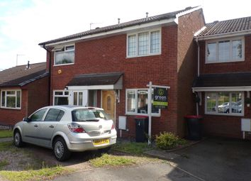 Thumbnail 2 bed terraced house to rent in The Firs, Kingsbury, Tamworth