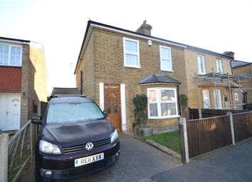 Thumbnail 3 bed semi-detached house for sale in Fruen Road, Feltham