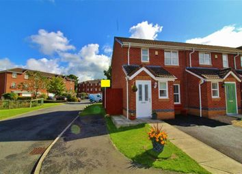 Thumbnail 3 bed end terrace house for sale in Chepstow Gardens, Garstang, Preston