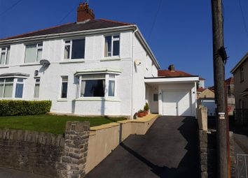Thumbnail 3 bed semi-detached house for sale in Colby Road, Burry Port