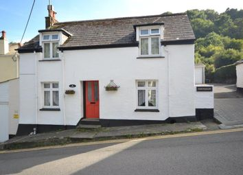 Thumbnail 3 bed link-detached house for sale in West Looe Hill, West Looe, Cornwall