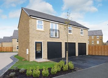 "Thumbnail 2 bed duplex for sale in ""Stevenson"" at Albert Hall Place, Coalville"