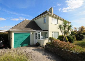 Thumbnail 3 bed detached house for sale in Bay View Road, Looe
