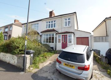 Thumbnail 3 bed semi-detached house to rent in Gillard Road, Kingswood, Bristol