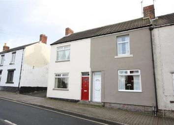 Thumbnail 2 bed terraced house for sale in High Street, West Cornforth, Ferryhill, Durham