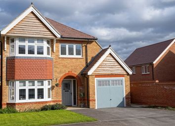 Thumbnail 3 bed detached house for sale in The Chimneys, Halling, Rochester